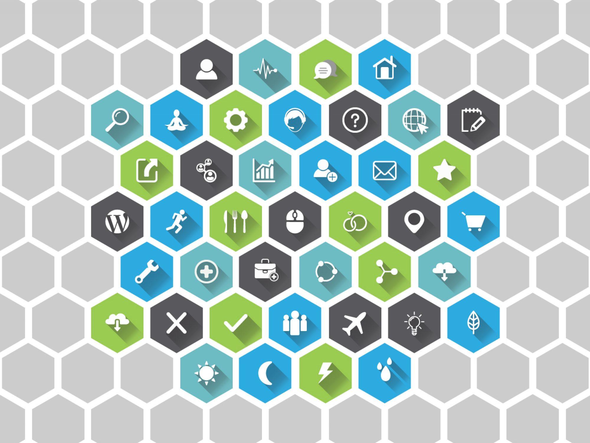 ImVida Icons