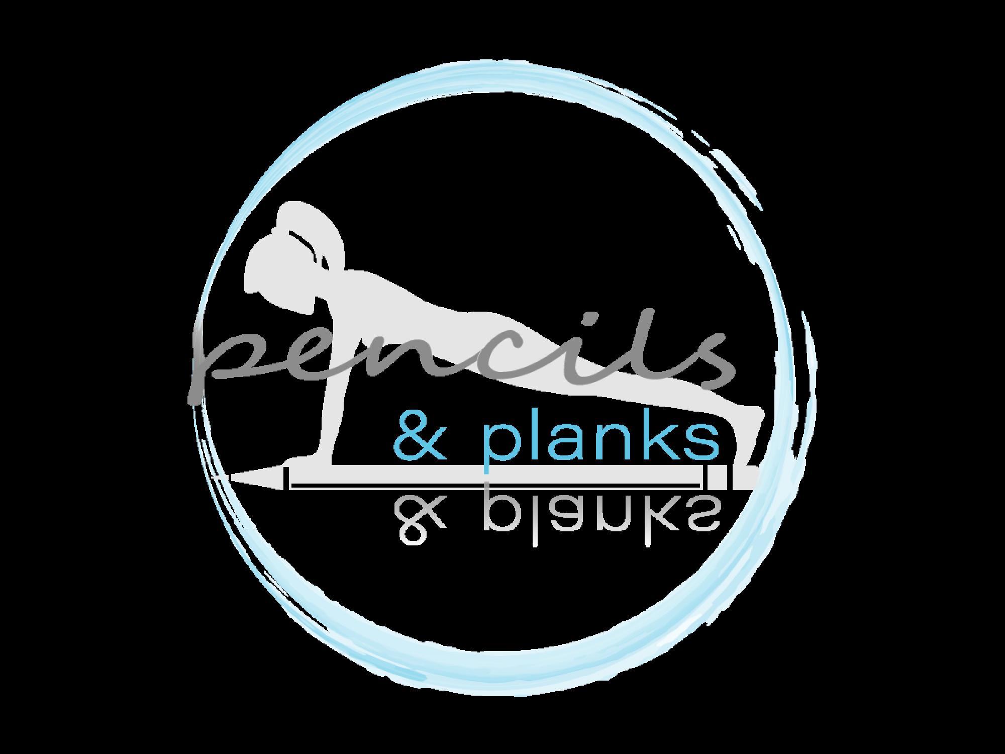 Pencils & Planks Logo
