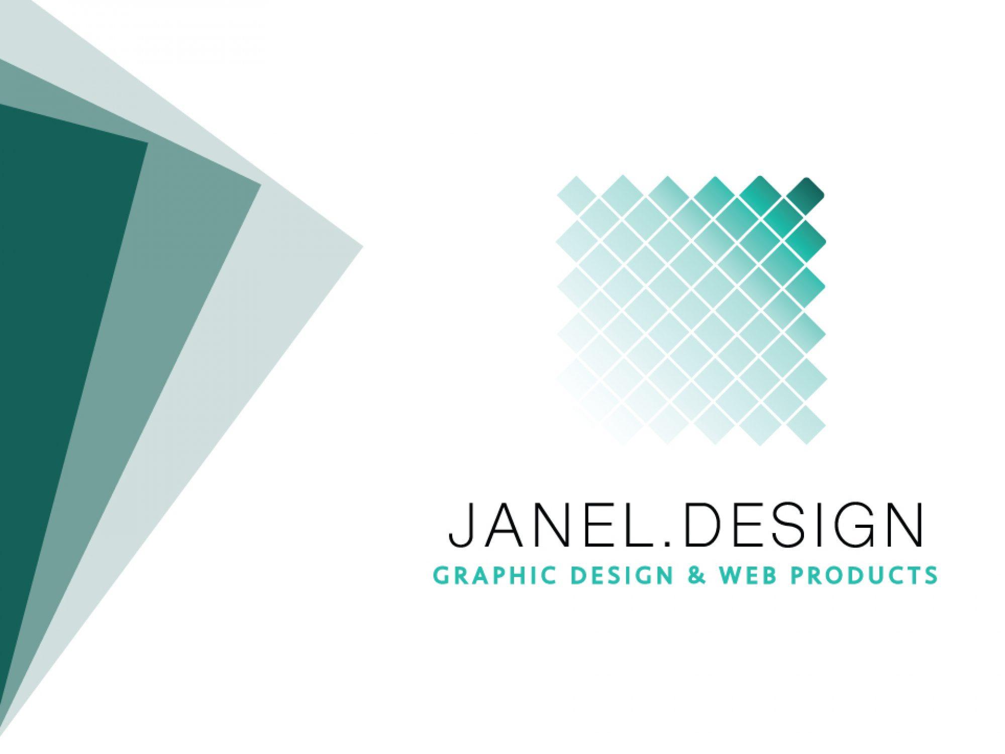 Janel.Design Business Card