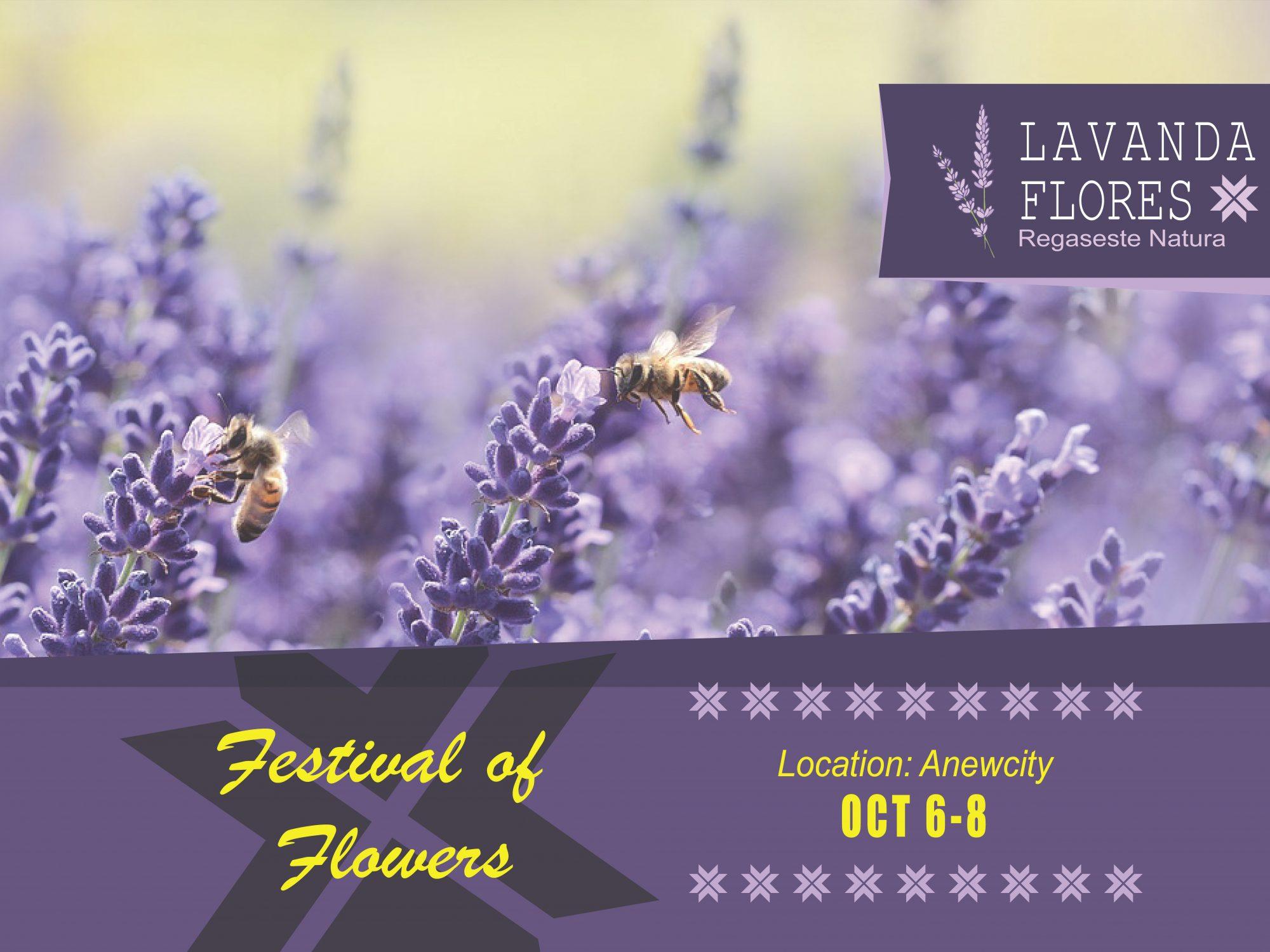 Floral Event Flyer